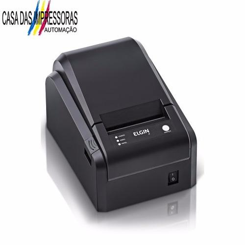 impressora térmica não fiscal elgin  i7 usb