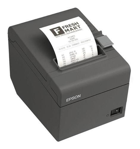 impressora térmica não fiscal tm-t20-061 serial cinza -epson