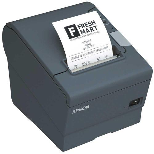 impressora térmica não fiscal tm-t88vp(834)usb cinza -epson