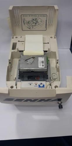 impressora térmica senha diebold im402ts c/ defeito leia