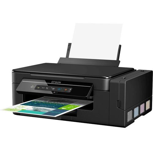 impressora wi-fi multifuncional epson ecotank l396