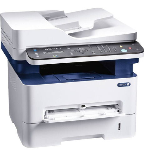 impressora xerox laser cognac 3225 mono sem fio duplex rede