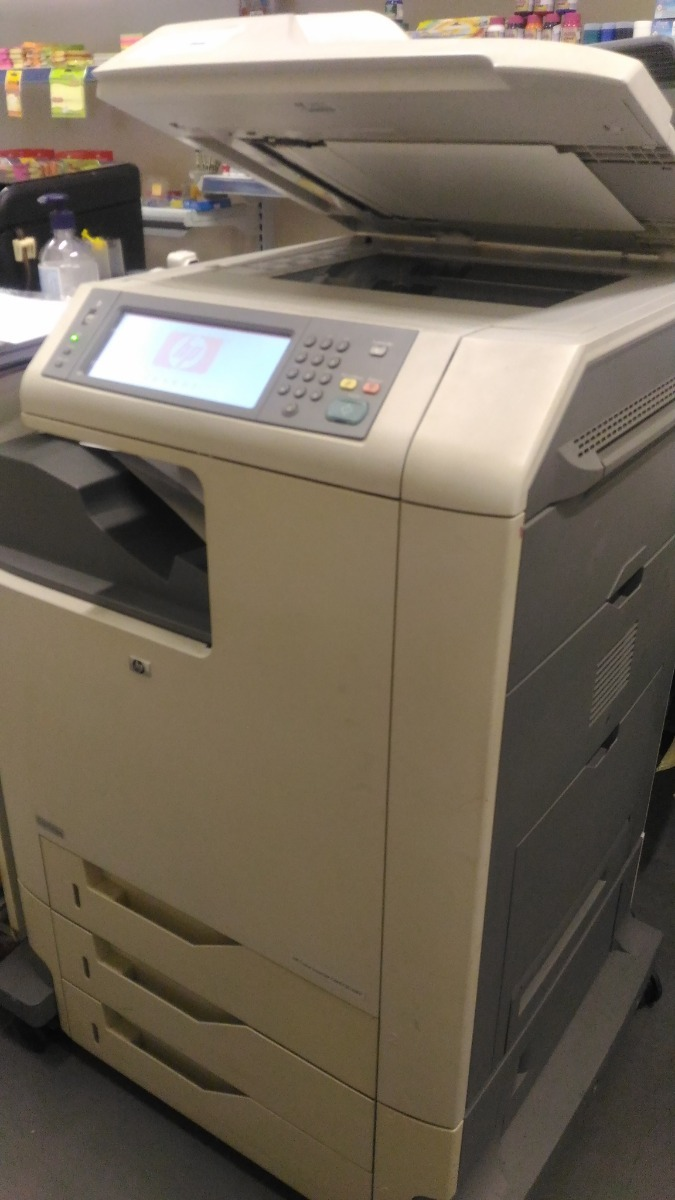 COLOR LASERJET CM4730 DESCARGAR CONTROLADOR