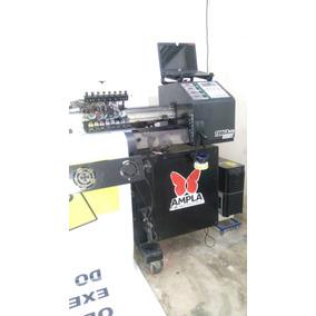 9d5fb4335341f Plotter Ampla Targa Pus 1808 Impressora De 180 Semi Nova ...