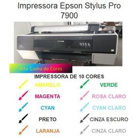 4075b316bfb39 Plotter Impressora Ampla Usada Usado no Mercado Livre Brasil