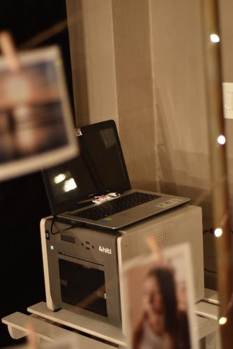 imprimí tus fotos en el evento!