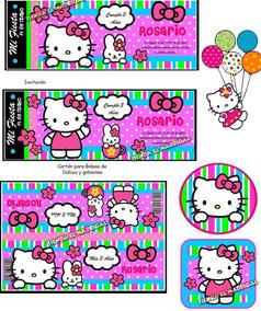 Invitacion De Hello Kitty Invitaciones Y Tarjetas