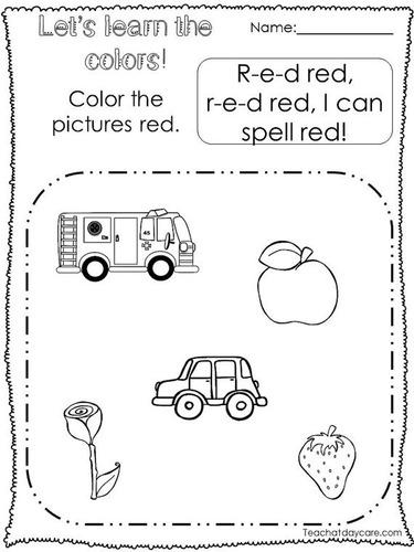 imprimibles de preescolar,numero, colores, letras, escritura