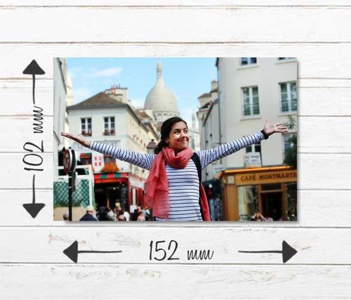 imprimir fotos kodak 10 x 15  pack x 25 fotos