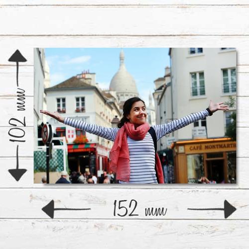 imprimir fotos kodak  10 x 15  pack x 50 fotos