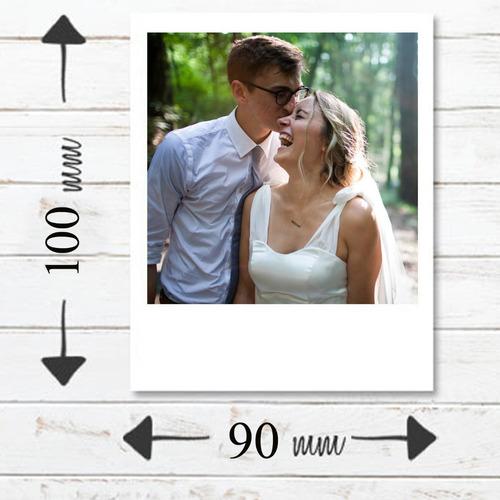 imprimir fotos polaroid clasicas pack x 10 fotos