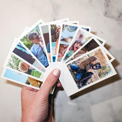 imprimir fotos polaroid mini pack x 50 fotos