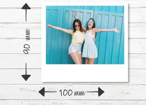 imprimir fotos polaroid original pack x 75 fotos
