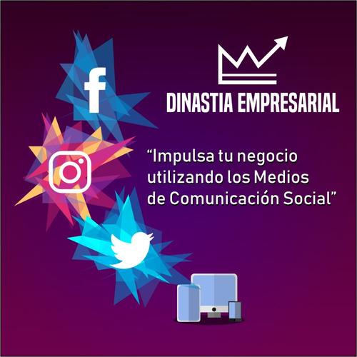 impulsa tus redes sociales