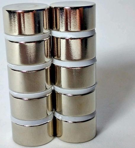 imãs de neodímio / super forte  16 peças  15mm x 8mm