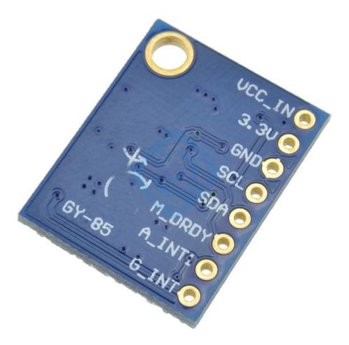 imu 9dof gy-85 sensor itg3200/itg320 5 adxl345 hmc5883l
