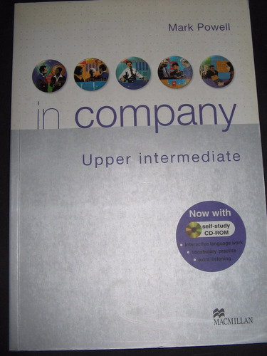 in company upper intermediate mark powell macmillan $ 1250