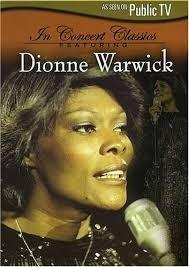 in concert classics featuring dionne warwick dvd lacrado