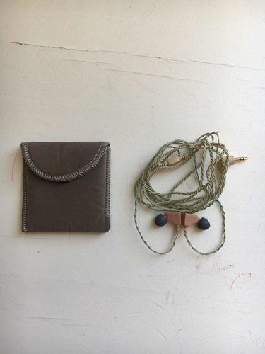 in ear monitor personal vintage shure - funciona de 10!