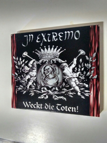 in extremo cd impecable con caja externa