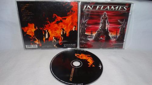 in flames - colony (nuclear blast '99 cd presenta marcas)