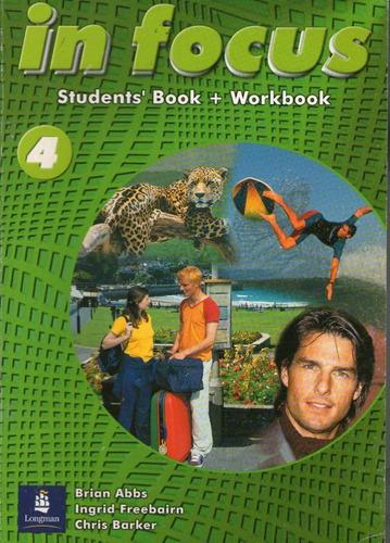 in focus 4 + workbook.