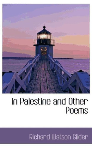 in palestine and other poems(libro )
