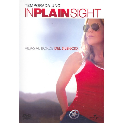 in plain sight temporada 1 uno serie de tv dvd