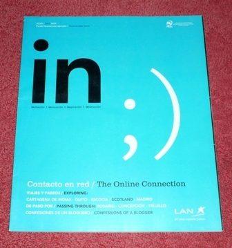 in revista lan jul 2009 redes sociales whisky escocés tenis