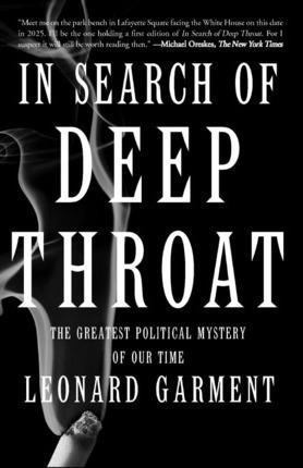 in search of deep throat - leonard garment