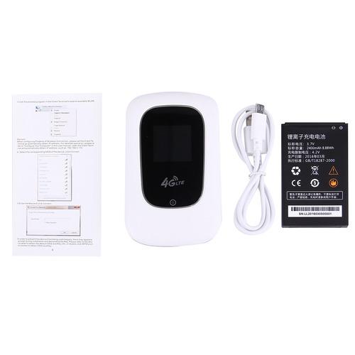 inalambrico 4g k8 bolsillo 150mbps velocidad para wifi