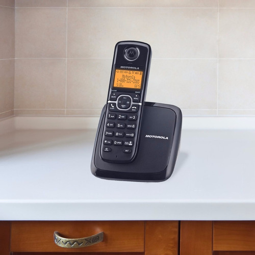 inalámbrico dect teléfono