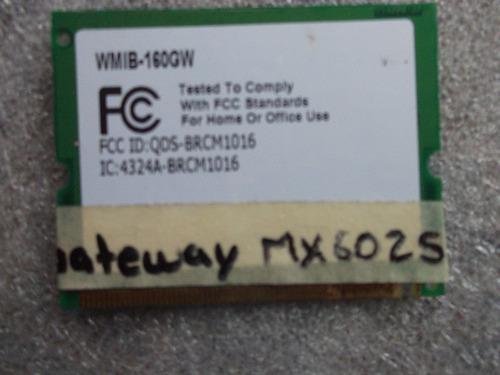 inalambrico gateway mx6025   vbf