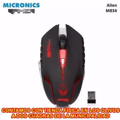 inalambrico micronics mouse
