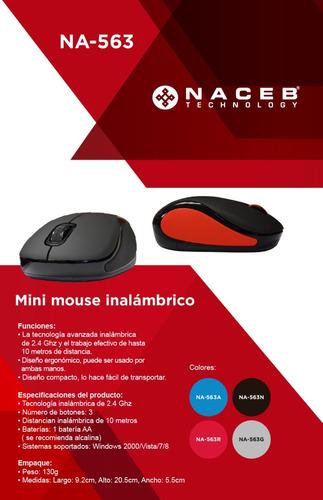 inalambrico naceb mouse