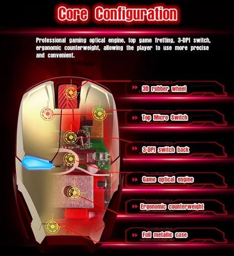 inalambrico optico mouse
