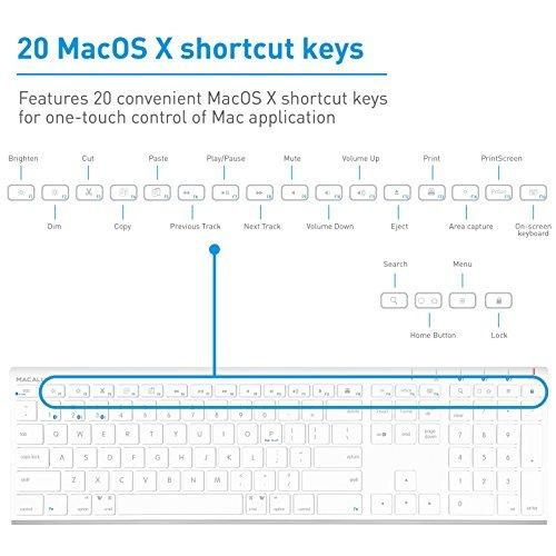 inalámbrico tecla teclado