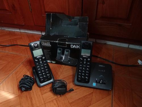 inalámbricos dect teléfonos