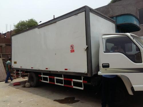 inca power, furgon, 6 toneladas, blanc, año 2011