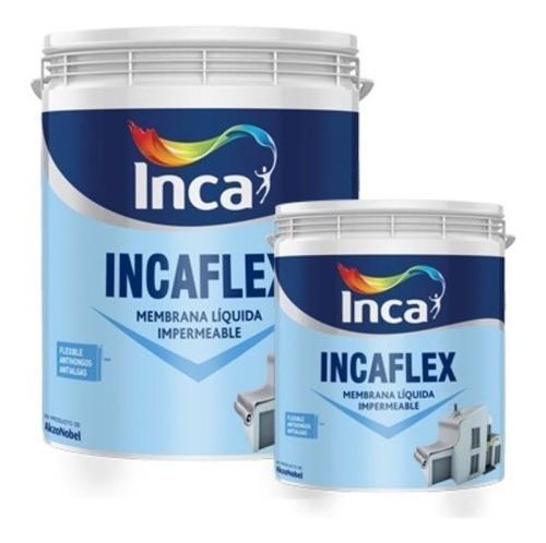 incaflex membrana liquida 20 + 4 lts.