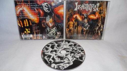 incantation - mortal throne of nazarene (relapse '94)