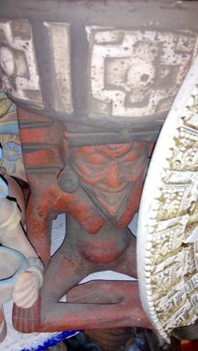 incensario, artesanías mexicanas, prehispanica