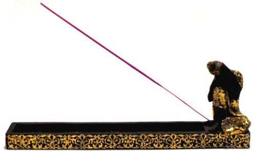 incensario canoa buda zen mod 03014
