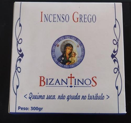 incenso grego bizantinos belem 300gr