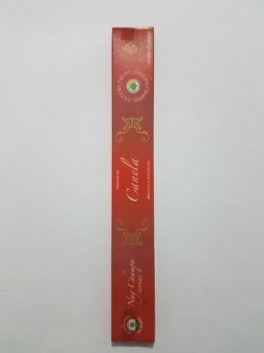 incenso indiano shankar series nagchampa massala 12cx8v-full