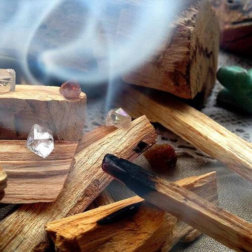 incenso natural palo santo - 500gr