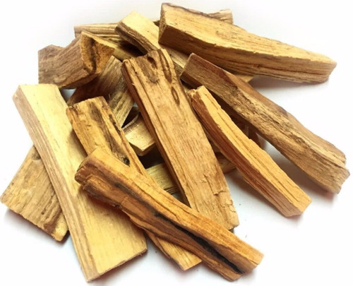incenso palo santo 100% natural 100g madeira sagrada do perú