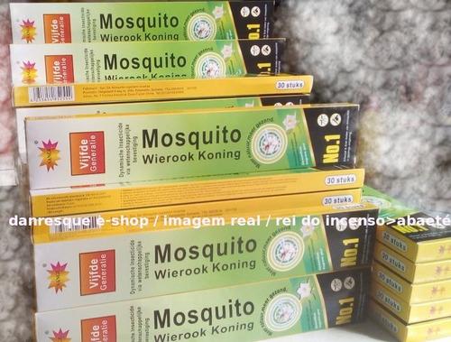 incenso100caixas contra insetos repelentes mosquitos