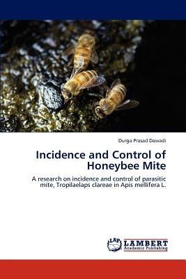 incidence and control of honeybee mite; dawadi, envío gratis