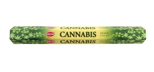 incienso hem cannabis importado atrae éxito amor y suerte